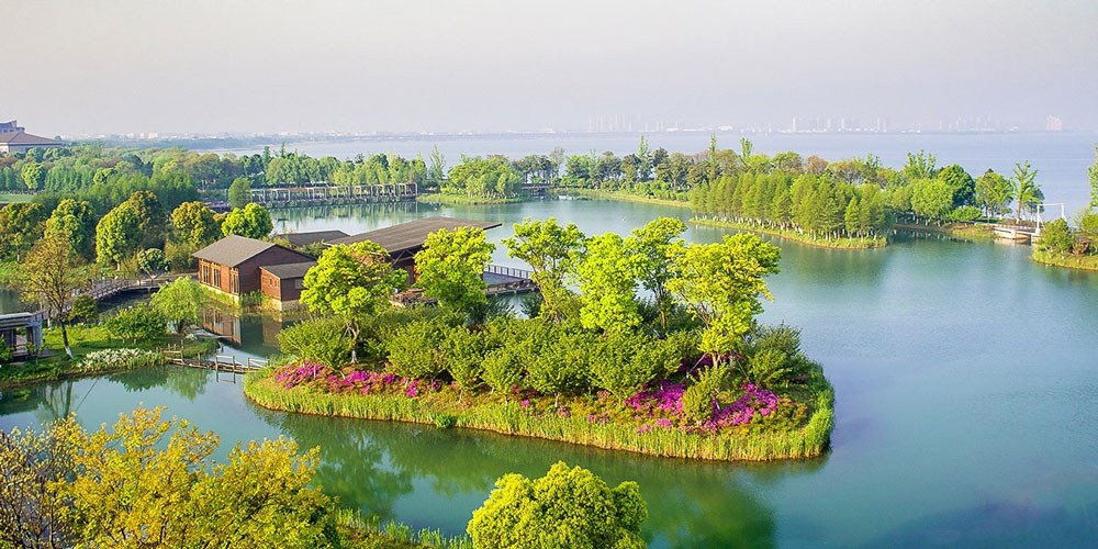 Fairmont Hotel Suzhou Yangcheng Lake