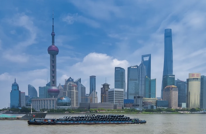 Shanghai and Guangzhou at Risk of Disappearing Under Rising Sea Levels