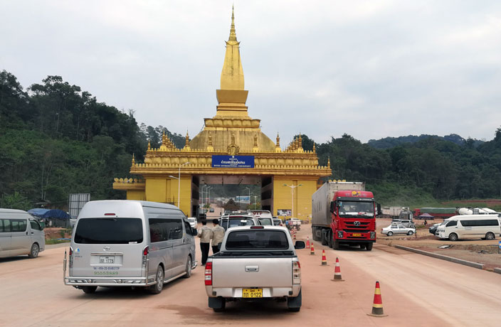 We Visited the Infamous Laos-China Border Town of Boten