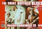 The Great Buffalo Blues at Modernista
