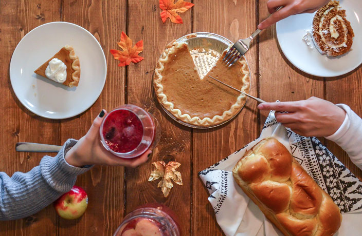 3 Essential Ingredients for Your Next Holiday Feast