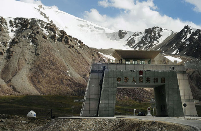 A Border at the Top of the World: Where China Meets Pakistan