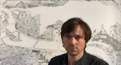 Artist Gareth Fuller on Sketching His Way Through North Korea's Capital