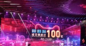 Alibaba Sells ¥10 Billion in 96 Seconds on Singles' Day, Breaks Record