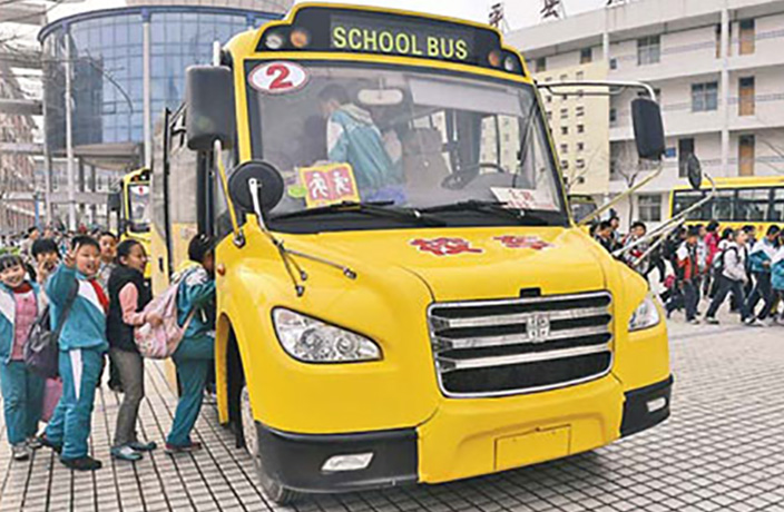 China Cracks Down on Illegal School Buses Amid Safety Concerns