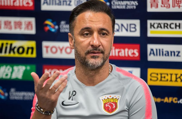Arsenal and Everton Target Shanghai SIPG Coach Vitor Pereira