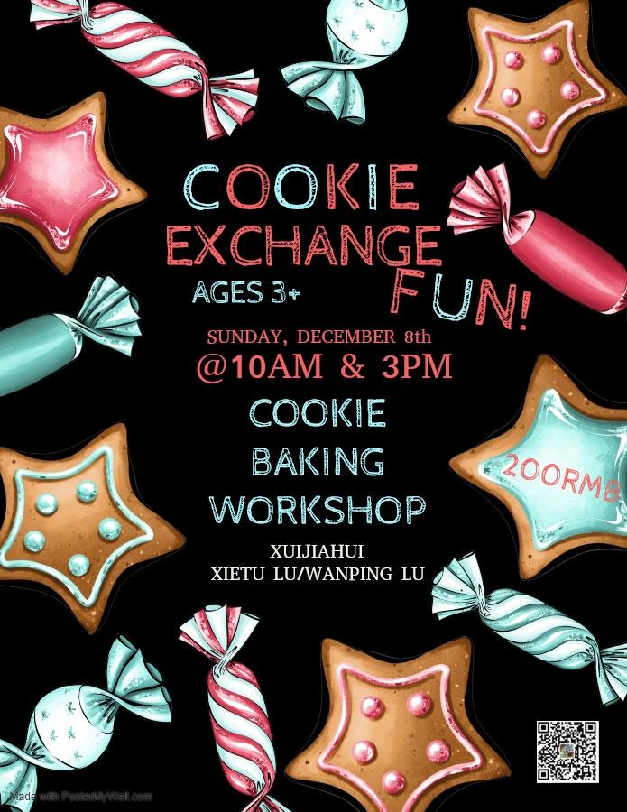 Cookie Exchange Workshop