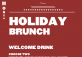 Mosto Christmas Day Brunch