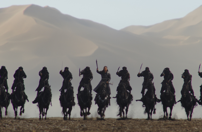 Northern Invaders Wage War in Latest 'Mulan' Trailer