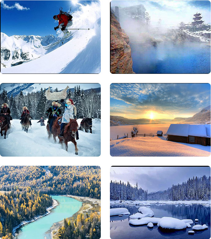 Xinjiang Travel Deal