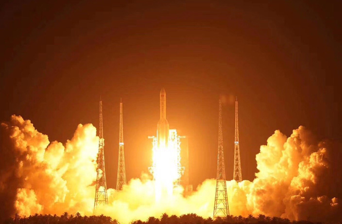 China Releases Ambitious Space Plan for 2020 - That's Online