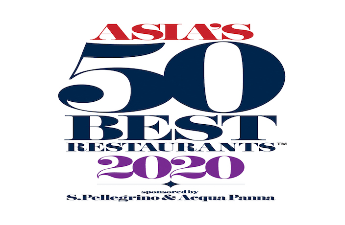 Asia's 50 Best Restaurants 2020 to Be Announced in Online Ceremony