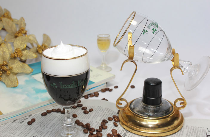 Irish Coffee: Musings on a Classic St. Patrick's Day Tipple