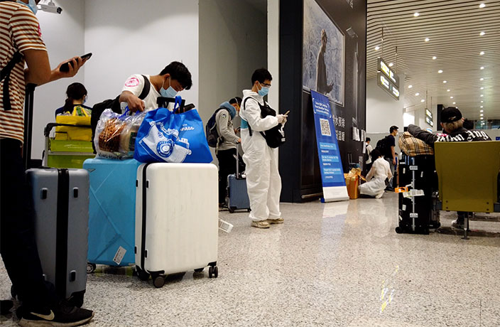 Here's What Returnees to Guangzhou Can Expect on Arrival