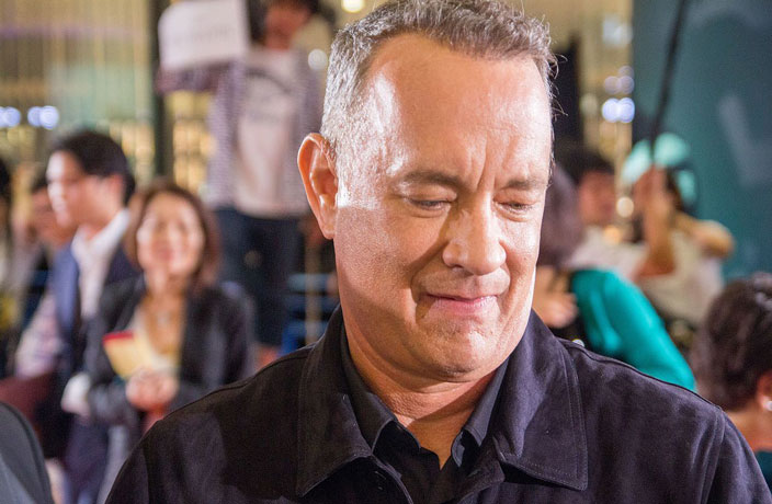Hollywood Treasure Tom Hanks Has the Coronavirus