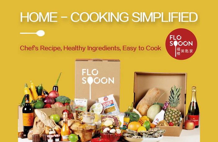 WIN! ¥398 Gourmet Meal Kit from SPOON by FLO