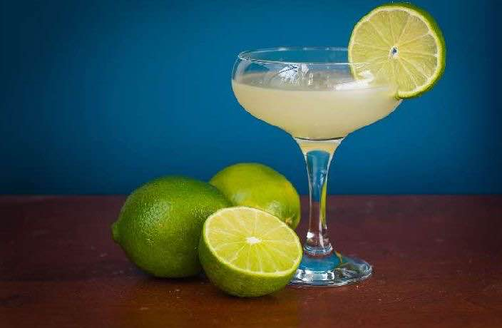 The History of the Daiquiri: War, White Rum and a Ship's Doctor
