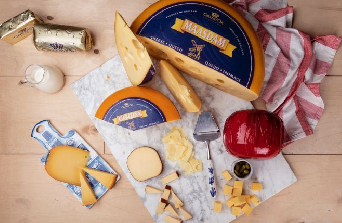WIN! Cheese, Cheese and More Cheese... Oh, and Wine