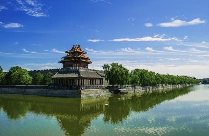 Beijing Tourist Sites Reopen...