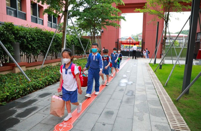 Guangdong Kindergartens Resume Class on June 2
