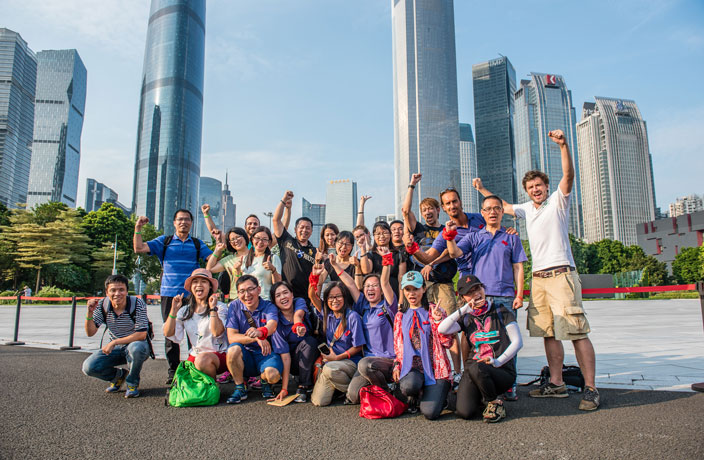 Meet the Man Behind Guangzhou's Popular Cycle Canton Tour Company