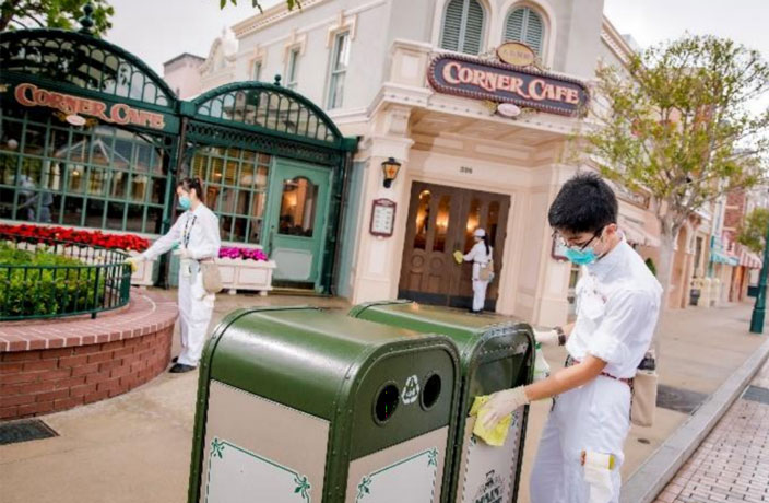 Hong Kong Disneyland Reopens Tomorrow