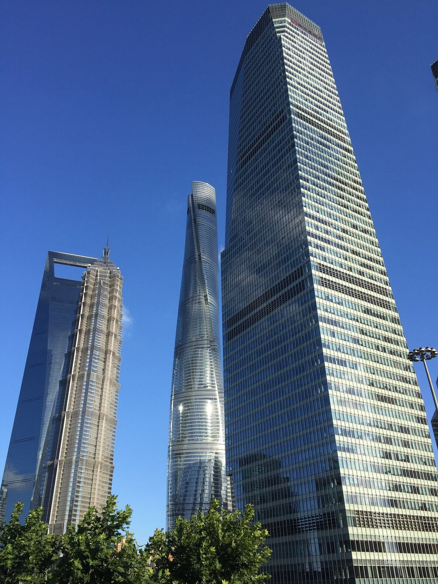 Shanghai Tower China Skyscrapers