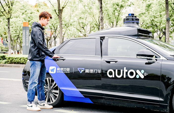 AutoX COO Jewel Li Talks Benefits of Robotaxis in China