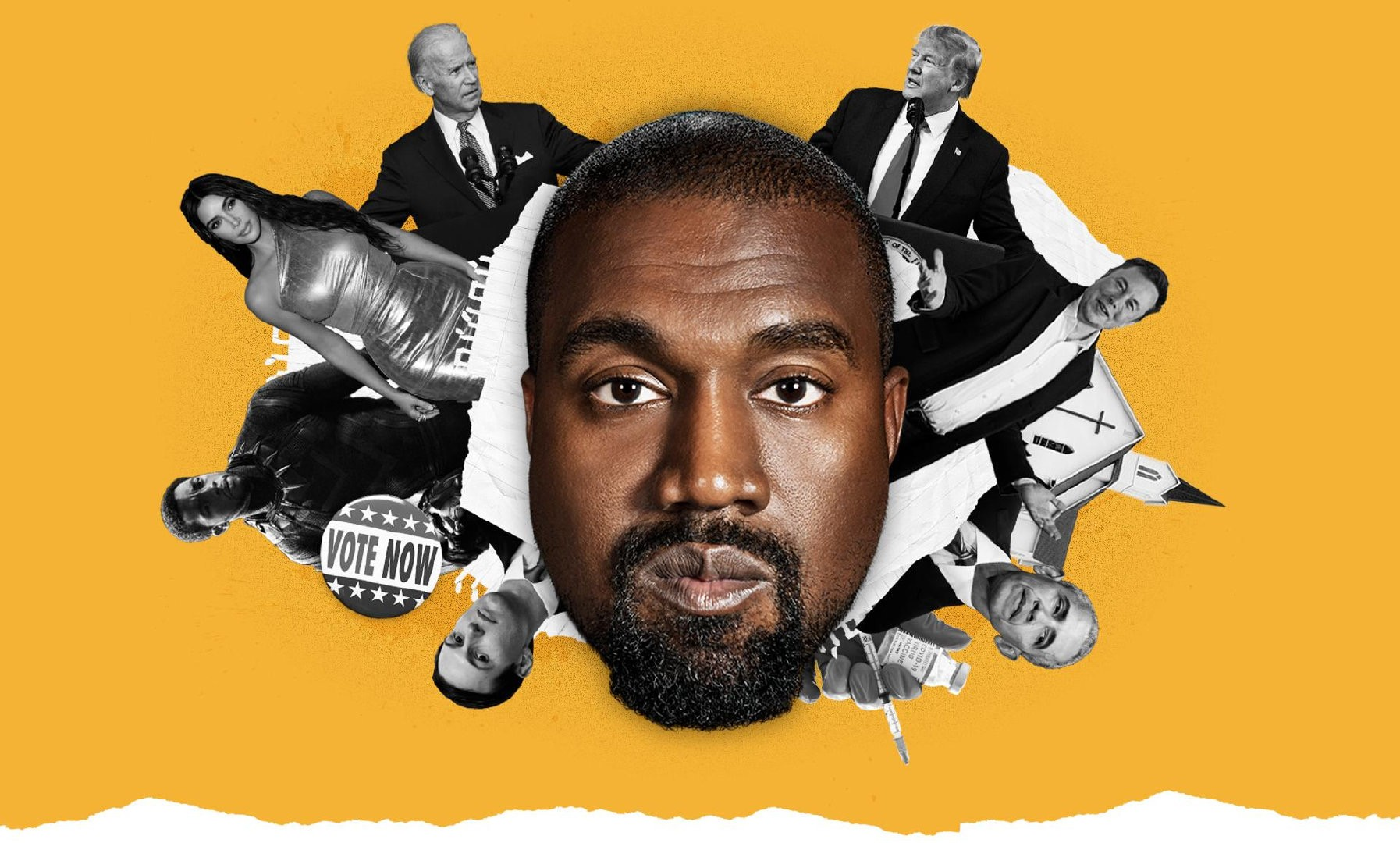 Chinese Netizens React to Kanye West Running for US President