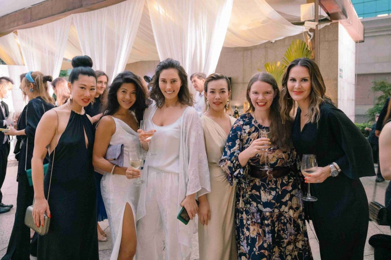 PHOTOS: The Langham, Shanghai X Charlotta Gandolfo Fashion Show