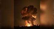 WATCH: Fireworks Factory Explosion Injures 6 in Southwest China