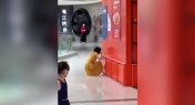 WATCH: Woman Breaks Down in Public After Testing Positive For COVID-19