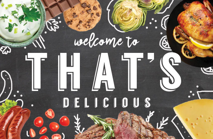 That's Delicious: Now Delivering the Deliciousness to Your Door