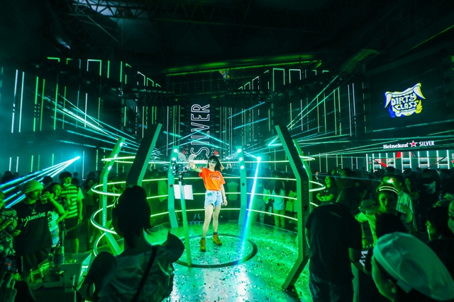 Heineken Silver Unveiled with Multi-Sensorial Adventure in Shanghai