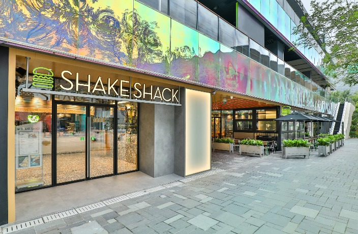 Shake Shack's Beijing Location is Open for Burger Business