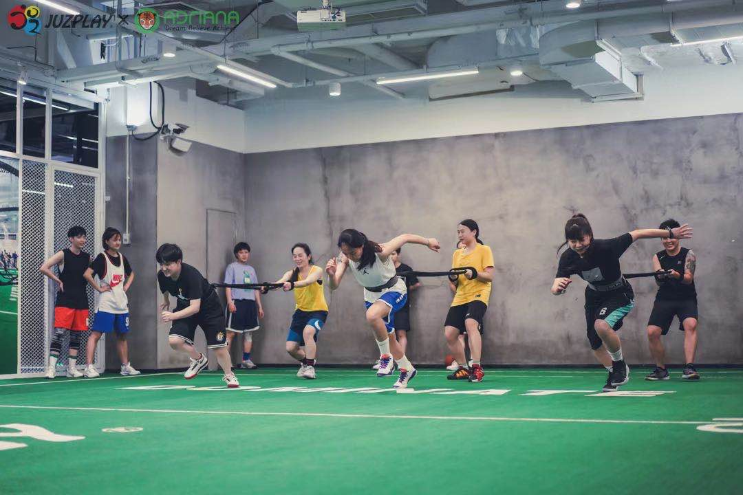 Adriana Sport: Basketball Performance Training to Prevent Injury