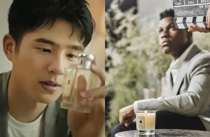 Star Wars' John Boyega Cut from Chinese Version of Jo Malone Ad