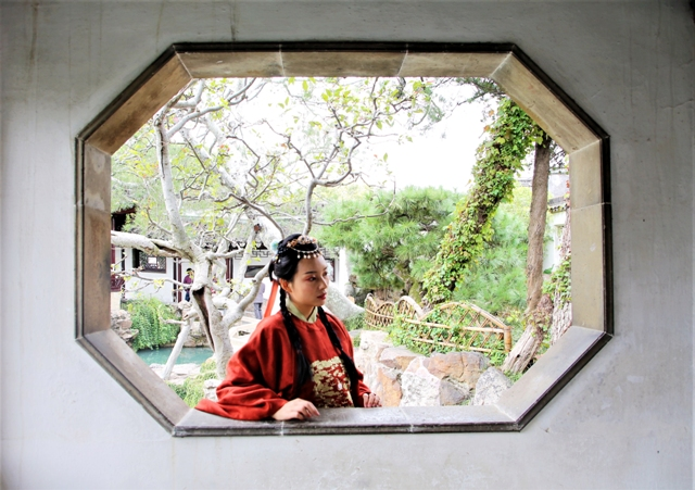 Like a Literati: How to Enjoy Suzhou's Gardens