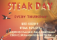 Steak Day 50% OFF