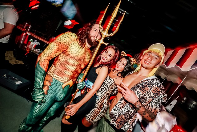 PHOTOS: That's Shanghai Halloween Party at Cages
