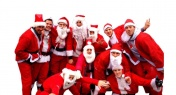 This SantaCon Shanghai Pub Crawl Sounds Super Epic!