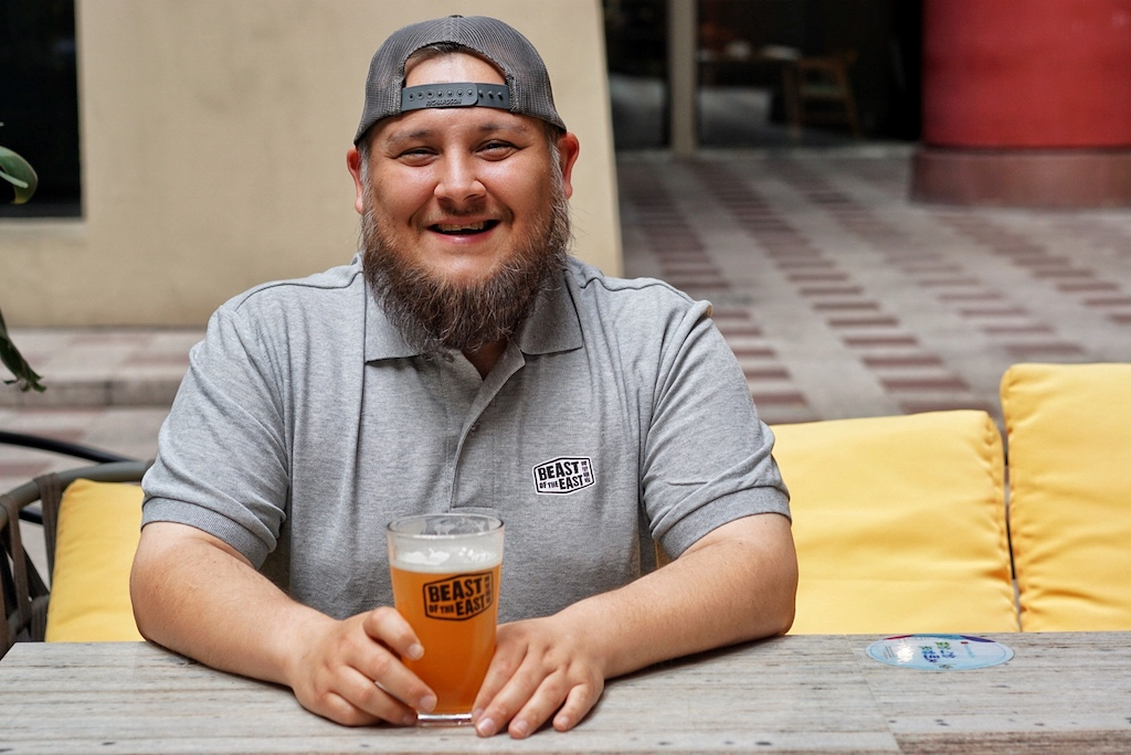 Brewer Matthew Jimenez on the Beast of the East Beer Revolution