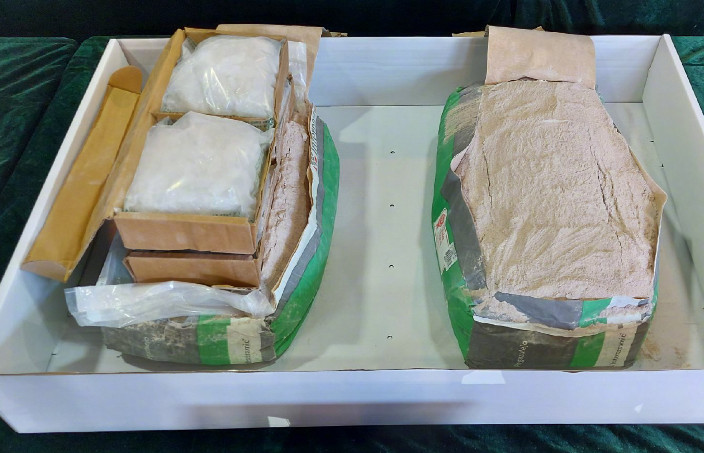 Hong Kong Customs Seize Over 500kg of Crystal Meth