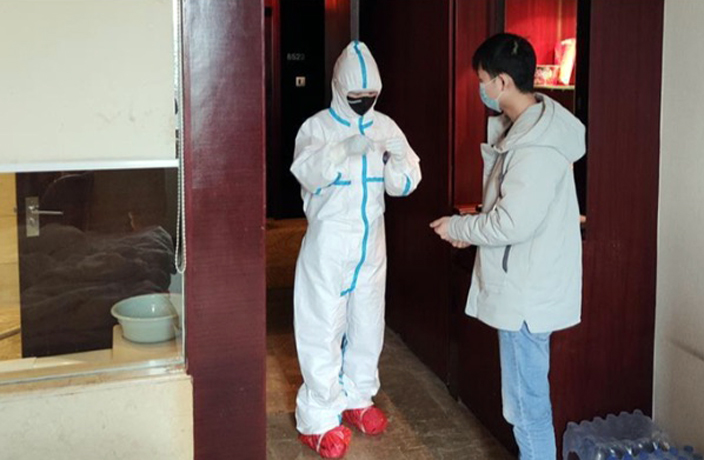 You May Need to Quarantine for 21 Days in Beijing