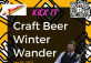 Craft Beer Winter Wander