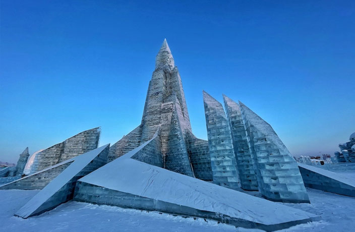 Ice & Snow Sculpture Festival and a Whole Lot More in Harbin