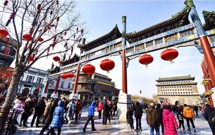 These Beijing Scenic Spots Saw The Most Visitors During CNY
