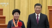 Xi Jinping Announces Victory over Extreme Poverty in China