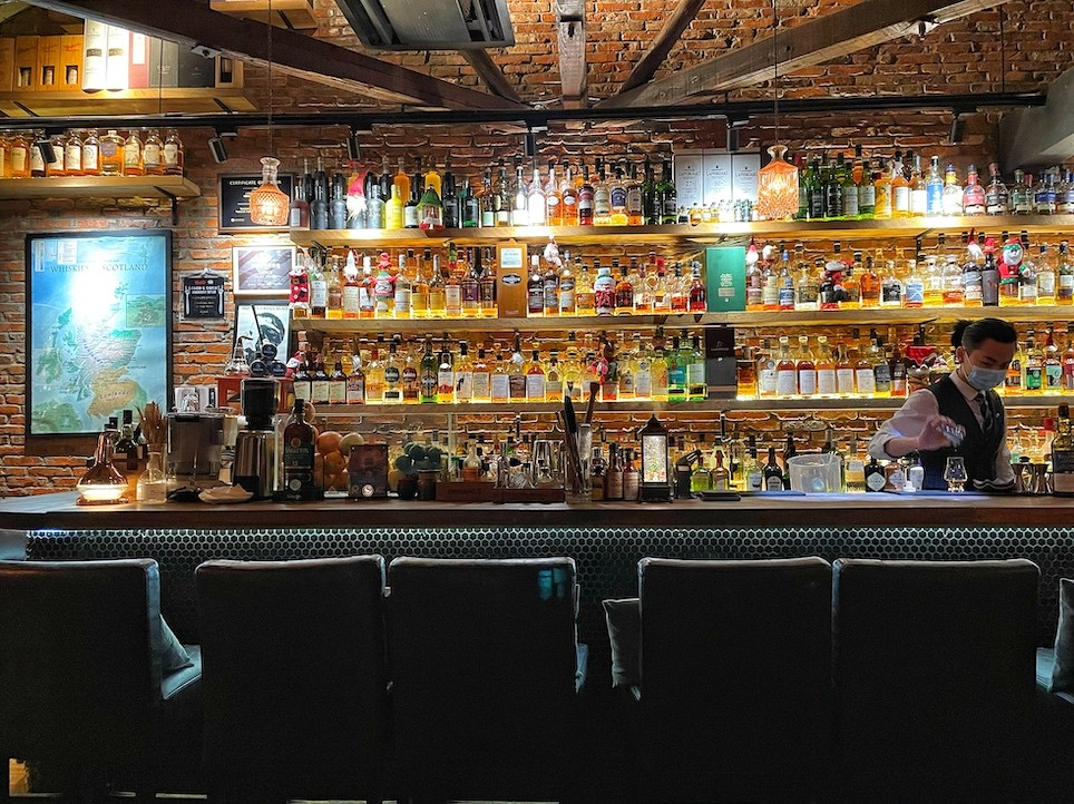 Shanghai Bar Review: Ounce, Straight Up With a Twist