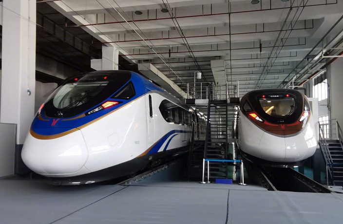 Guangzhou is Home to China's Fastest Subway Train